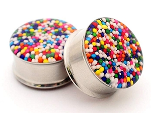Embedded Sprinkles Plugs