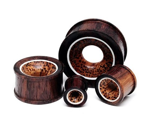 Sono Wood and Coconut Wood Tunnels