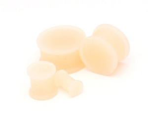Extra Light Silicone Plug Retainers