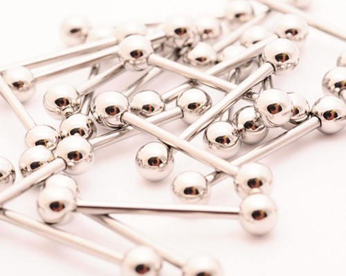 Pack of 25 pcs 316L Surgical Stainless Steel Barbells